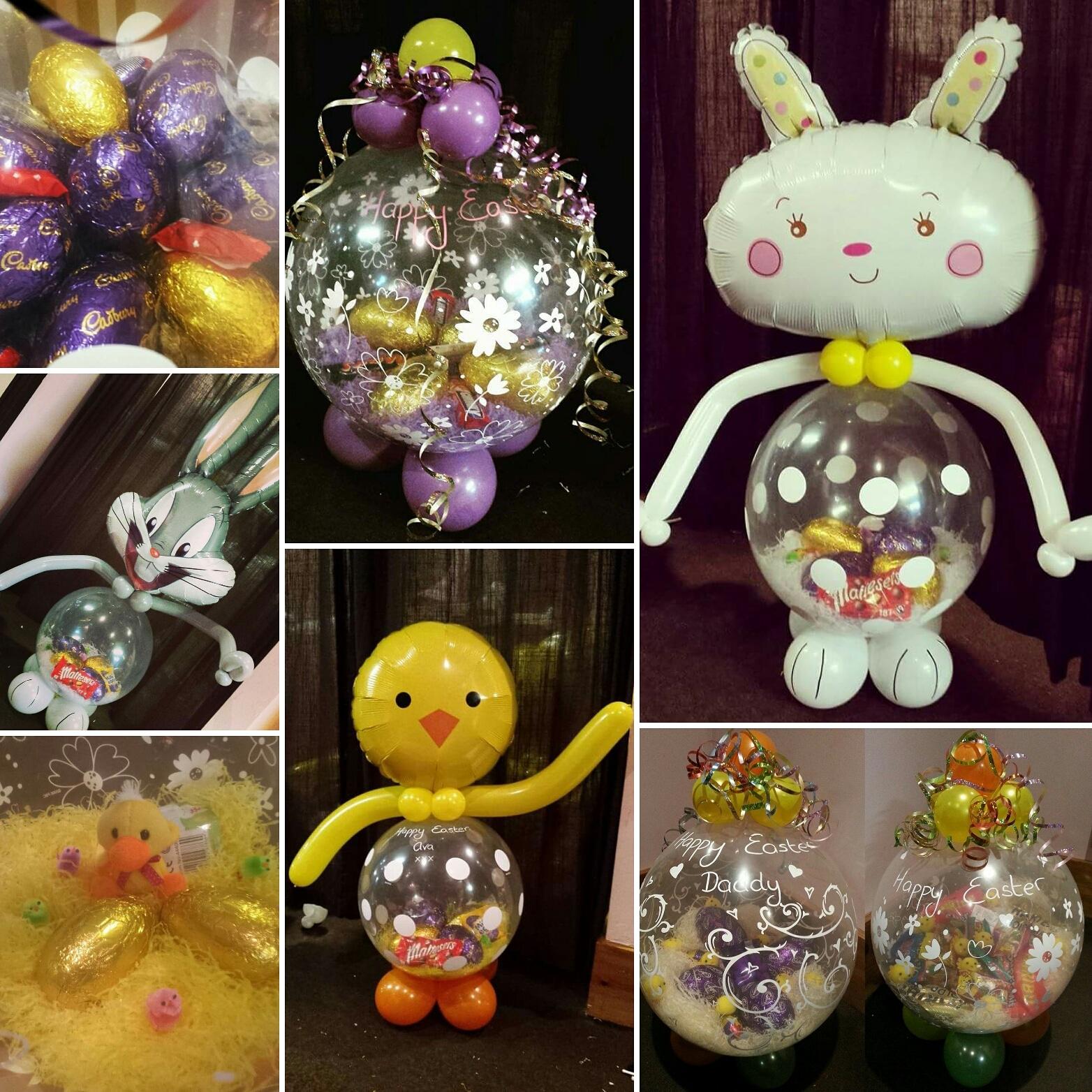 Easter Egg Gift Balloon